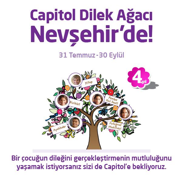 Nevşehir'li Çocukları Sevindirmek İster Misiniz?
