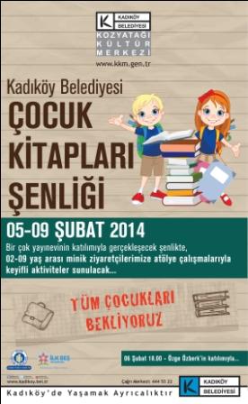 Çocuk Kitapları Şenliği!