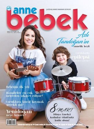 Anne Bebek Dergisi Mart 2017 / Sayı 195