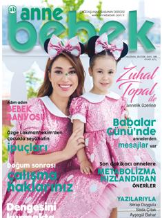 Anne Bebek Dergisi Haziran 2017 / Sayı 198