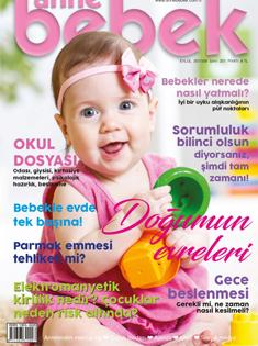 Anne Bebek Dergisi Eylül 2017 / Sayı 201