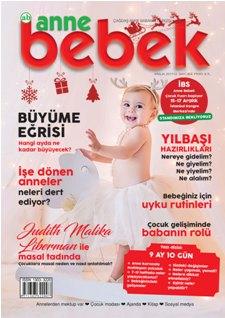 Anne Bebek Dergisi Aralık 2017 / Sayı 204