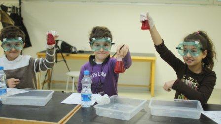 Çocuklar İçin Bilim Atölyeleri