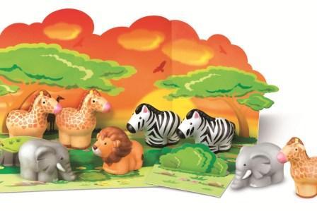 Çocuğunuz Hayvanlar Alemini Keşfetsin!