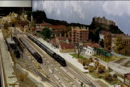 Minyatür Tren Sergisi İle Efes Yolculuğu