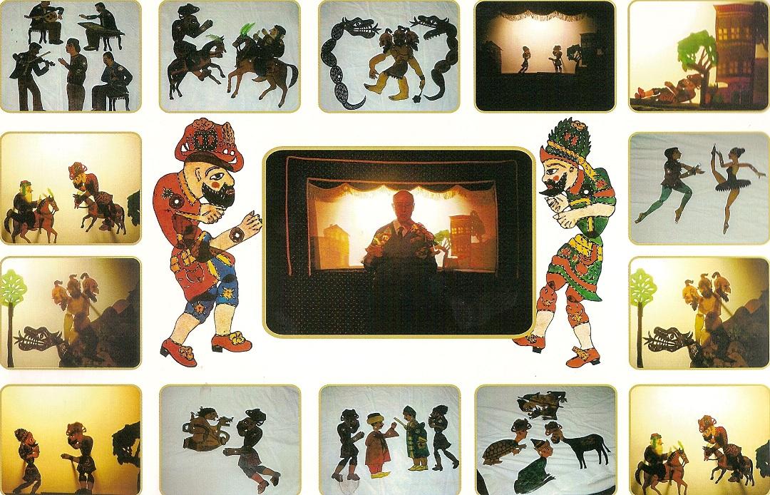 Oyuncak Müzesinde Salıncak Gölge Oyunu