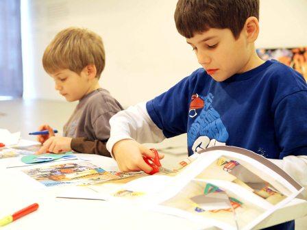 Çocuklar İçin Sanat Akademileri