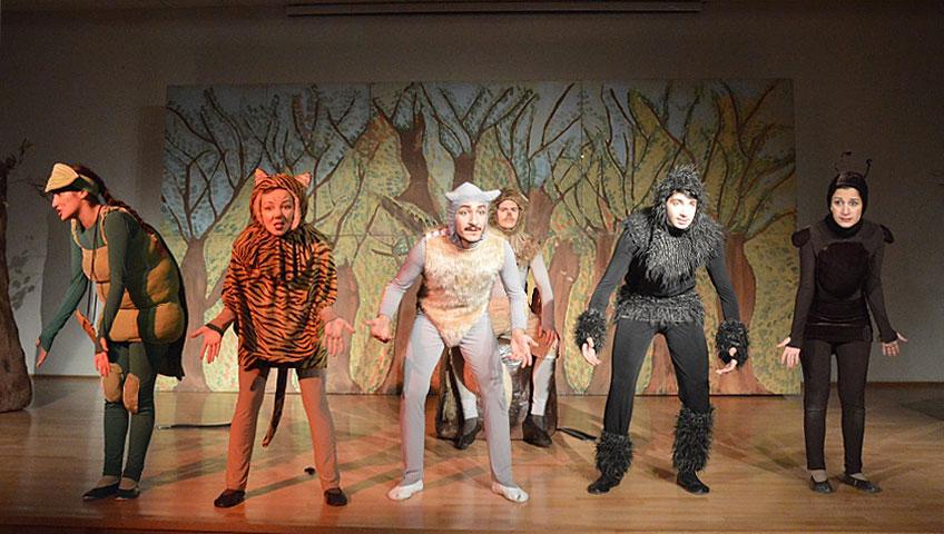 Bosch Çevre Çocuk Tiyatrosu Afyonkarahisar'da