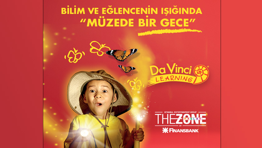 The Zone Müze'de 1 Gece!