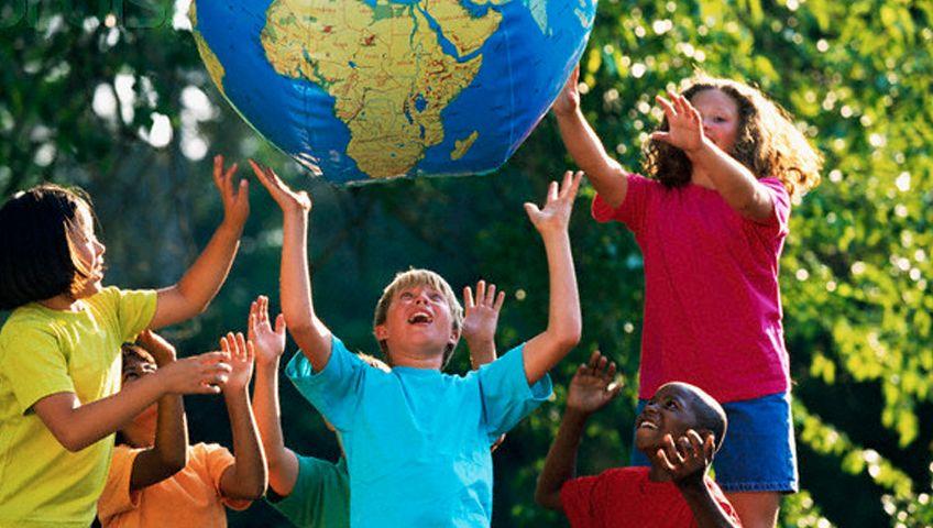 Dünya Çocuk Kültürü