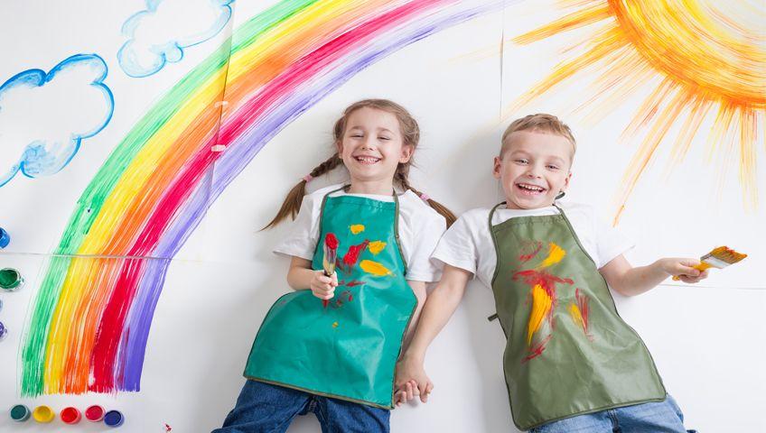 Her Çocuk Sanatçıdır