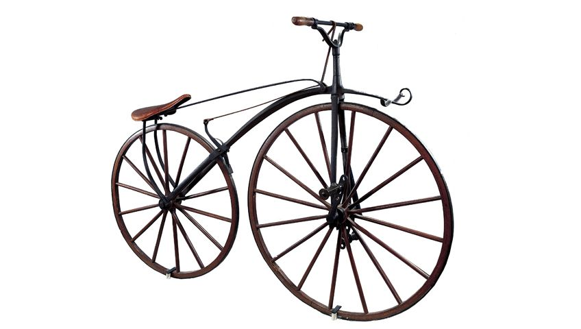 Bisikletin Tarihi