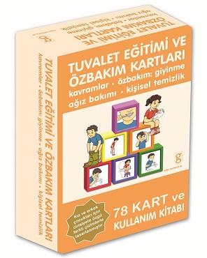 Tuvalet Eğitimi Özbakım Kartları