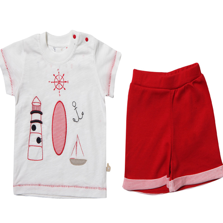 Deniz Temalı Bebek Kıyafetleri - Bibaby - Anne Bebek Modası