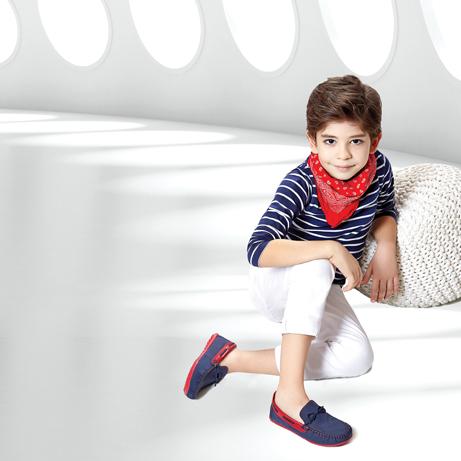 Baharın Renkleri Ayaklarda - Vicco - Anne Bebek Modası