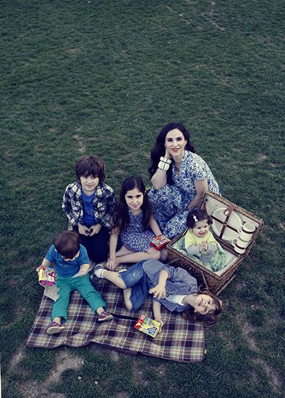 Ayşe Kucuroğlu ile Röportaj: Çocuklarıyla büyüyen güzelleşen anne