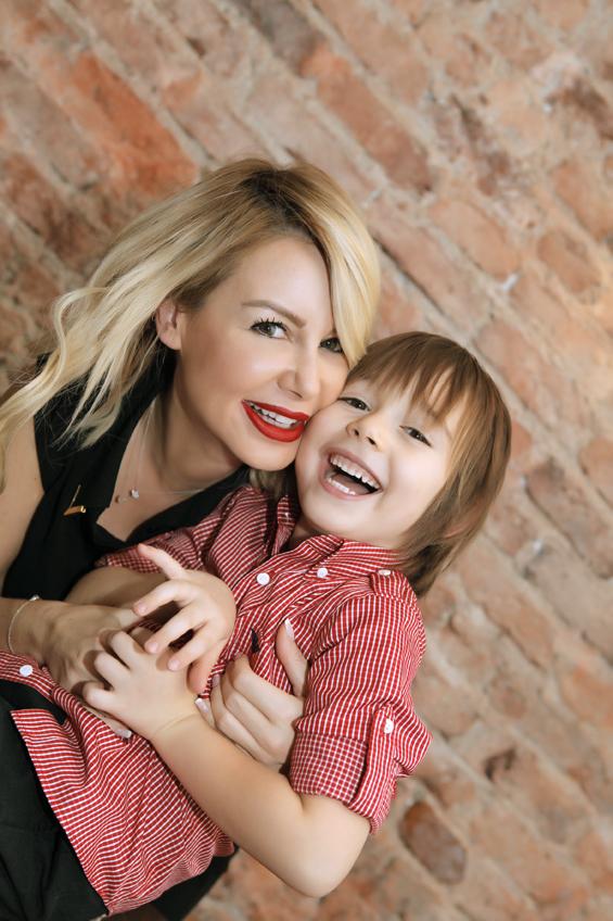 Pınar Esen ile Röportaj: Aşk Çocuğu Güney'in Annesi