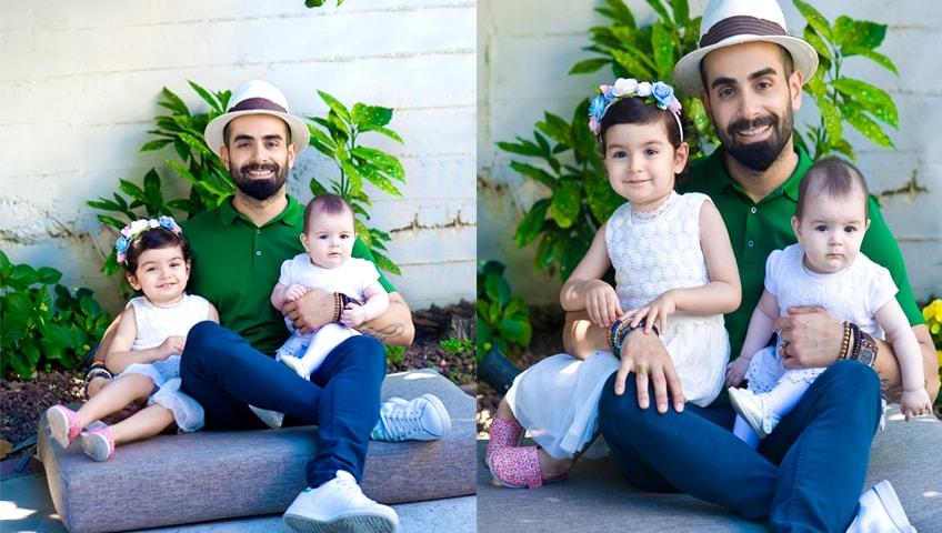Gökhan Türkmen ile Röportaj: Çocuk ruhumu kaybetmeden baba olmak istedim.
