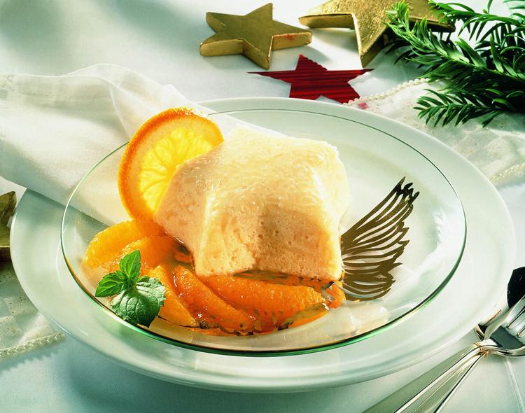 Portakallı Kremalı Tatlı