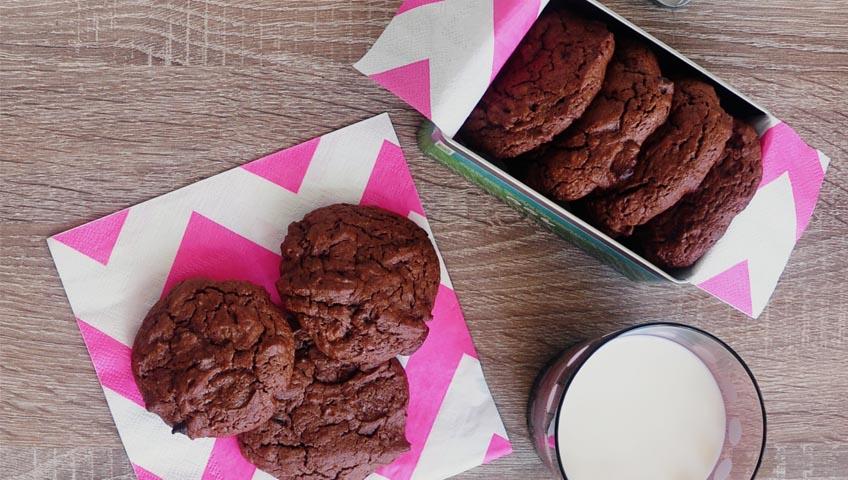 Çikolatalı Kurabiye - Tatlılar - Anne Bebek Dergisi