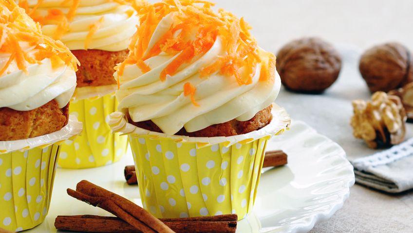 Havuçlu Tarçınlı Cupcake - Tatlılar - Anne Bebek Dergisi