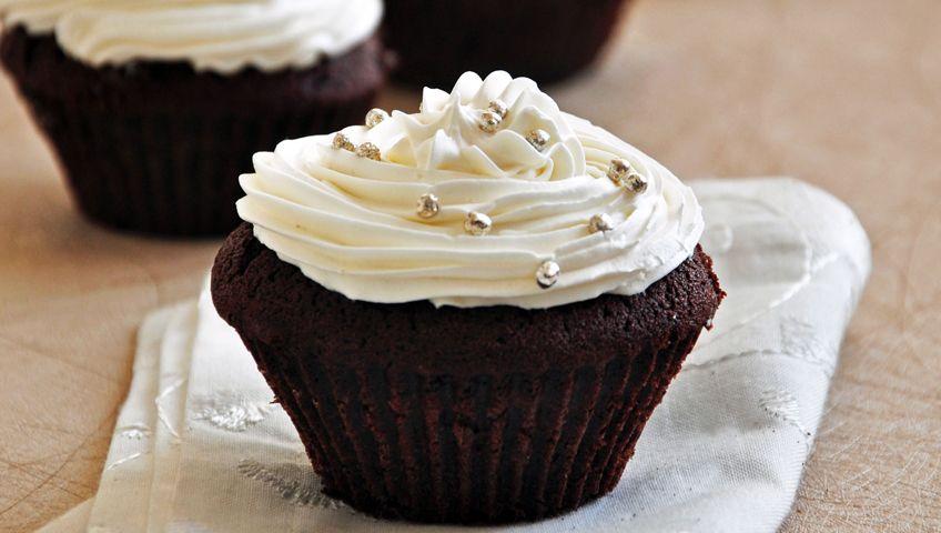 Kakaolu Cupcake - Tatlılar - Anne Bebek Dergisi
