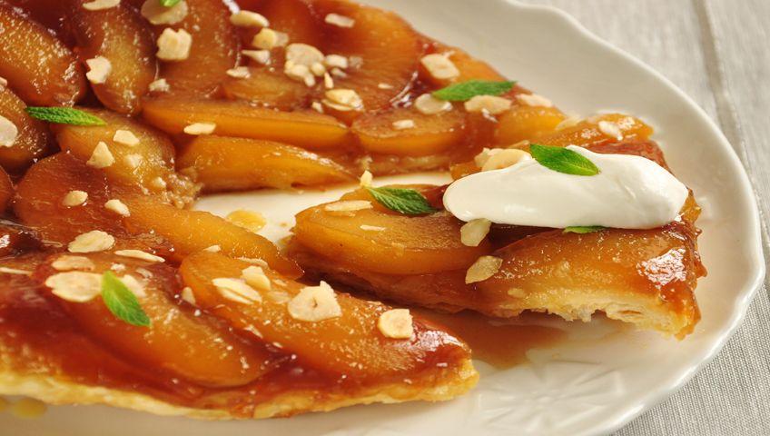 Elmalı Tarte Tatin - Tatlılar - Anne Bebek Dergisi