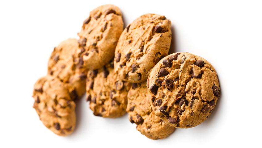 Yulaflı Elmalı Cookie
