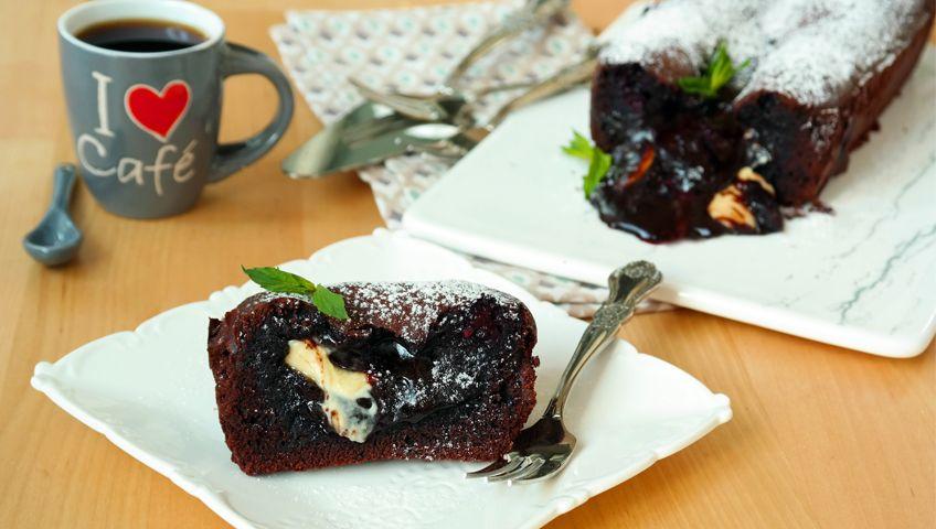 Çikolata Dolgulu Kek - Tatlılar - Anne Bebek Dergisi