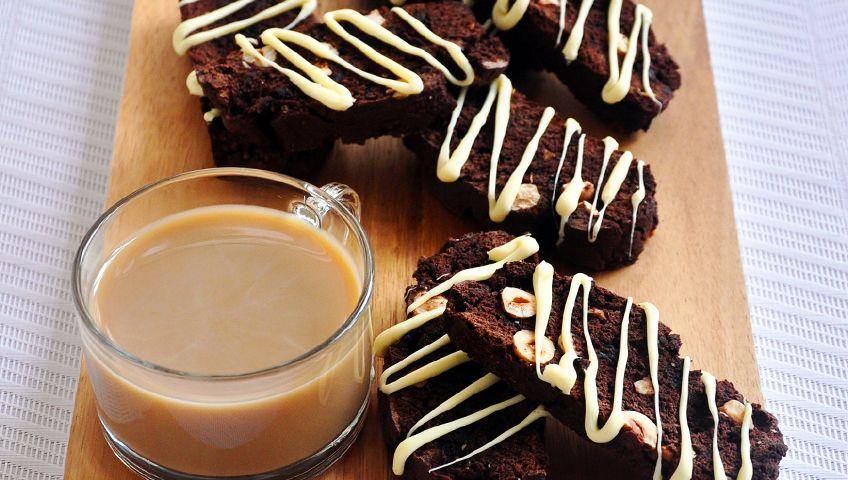 Çikolatalı Biscotto - Tatlılar - Anne Bebek Dergisi