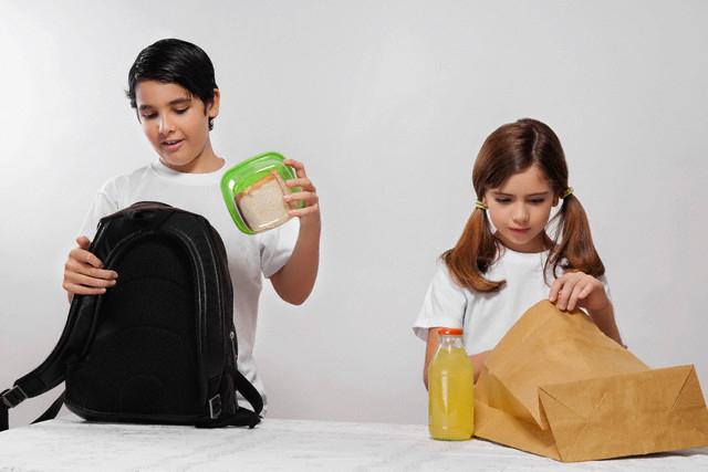 Okulda Ne Yediğini Takip Edin