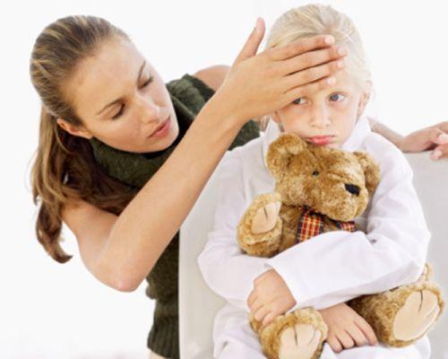 Evhamlı Anne Kaygılı Çocuğa Neden Oluyor