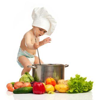 Çocuklara Sebze Yedirebilmek İçin...