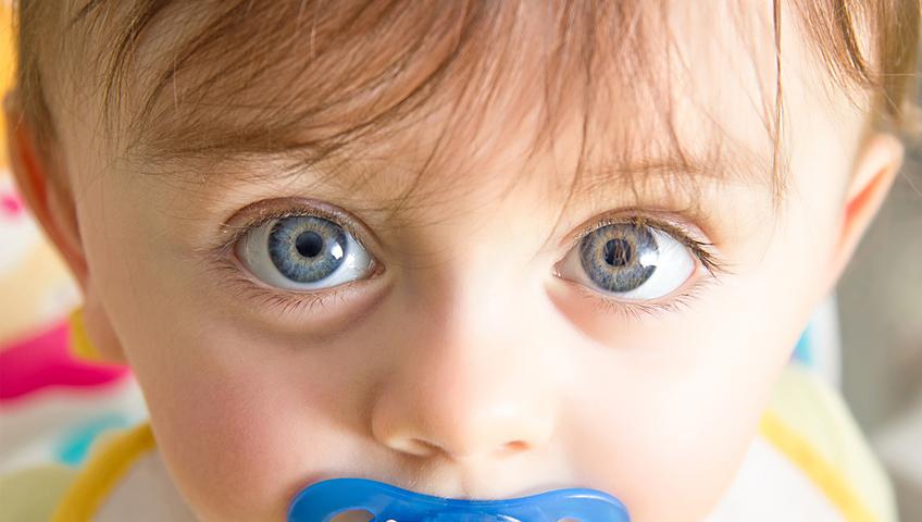 Çocuğunuzun Gözleri İri Dİye Sevinmeyin!