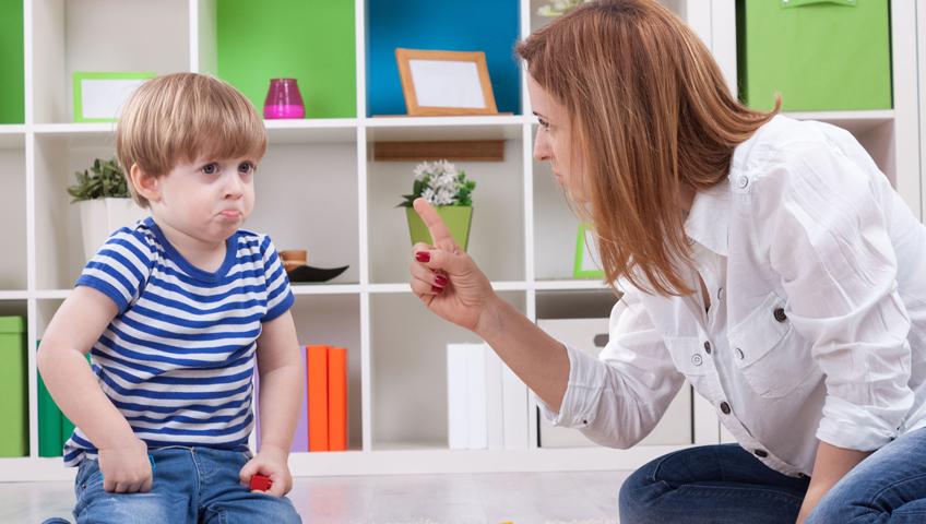 Nedenini Anlayın Çocuğunuzu Suçlamayın!