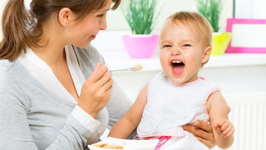 Bebek Beslenmesinde Ek Besin Dönemi