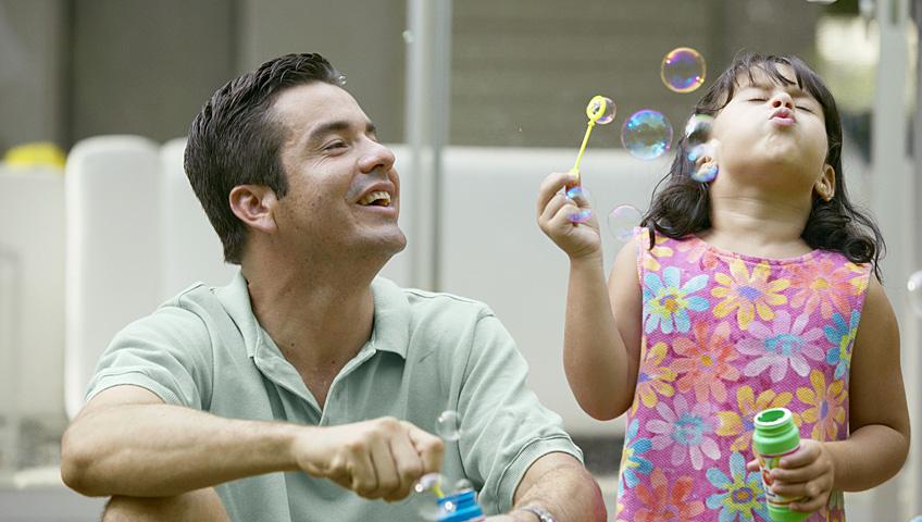 Babalık Stresine Dikkat