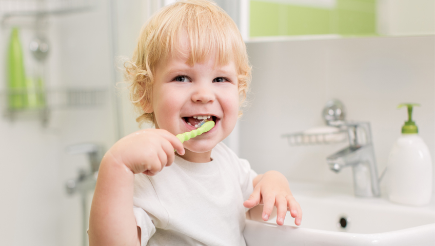 Bebeğinizin Dişlerini Biberon Çürüğünden Koruyun