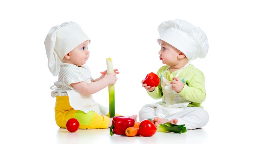 Bebeğiniz İçin Sebzeli Tarifler