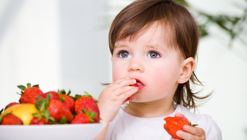 Bebeğinize Verebileceğiniz Meyveler