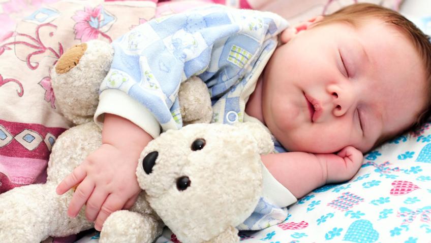 Bebeğiniz İçin Organik Uyku Aksesuarları