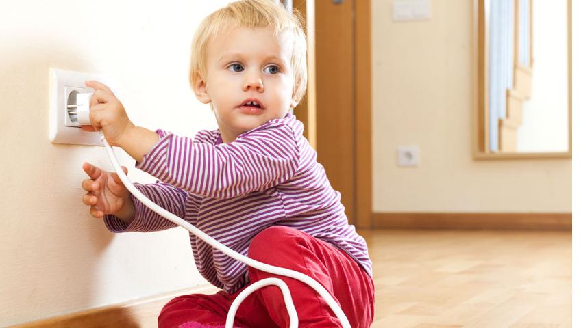 Eviniz Bebeğiniz İçin Güvenli mi?
