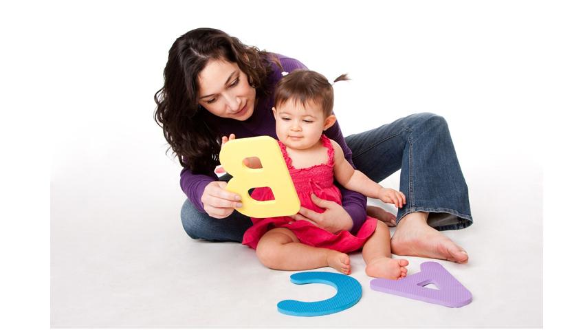 Bebeklerde Kitap Sever