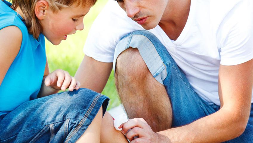 Çocuğunuz İçin İlkyardım Öğrenin