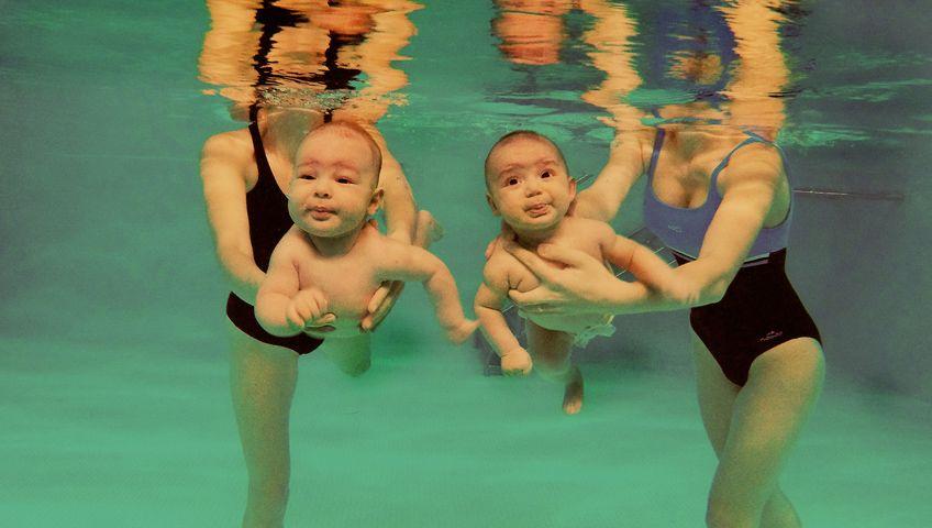 Bebeğinizle Yüzmeye Ne Dersiniz?