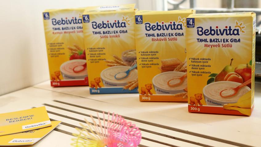 Bebivita Markası Artık Türkiye'de!