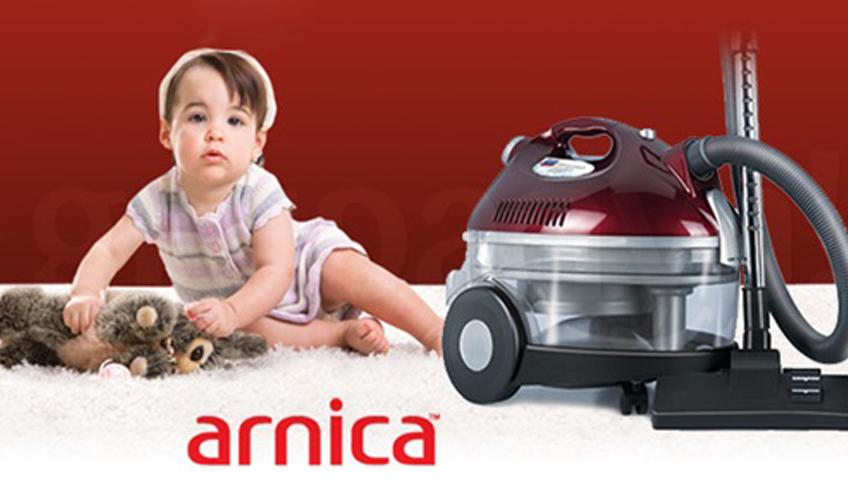 Arnica Elektirik Süpürgesi Modelleri İle Hijyen Devrimi