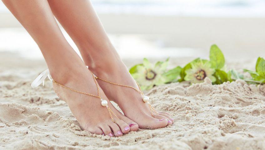 Sıcak Havalar Ayaklarınızı Şişirmesin