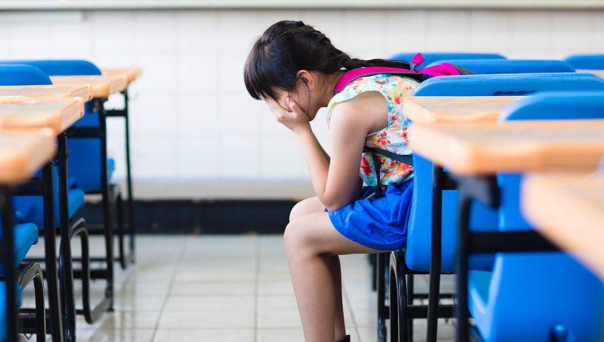 Okulu Reddeden Çocuklar
