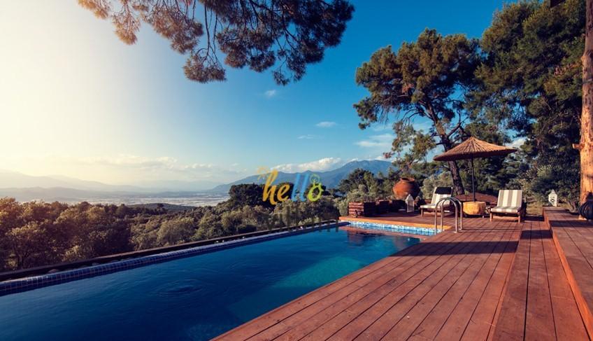 Balayı Tatili İçin Alternatif Tercihiniz: Villa Kiralama